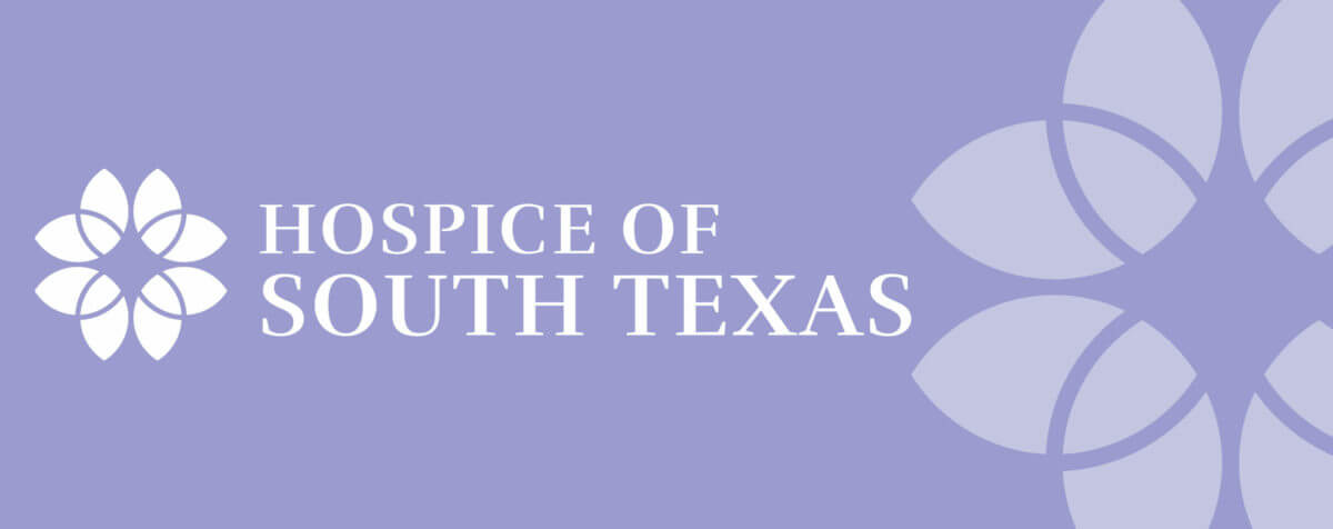 Hospice of South Texas New Logo Victoria, TX