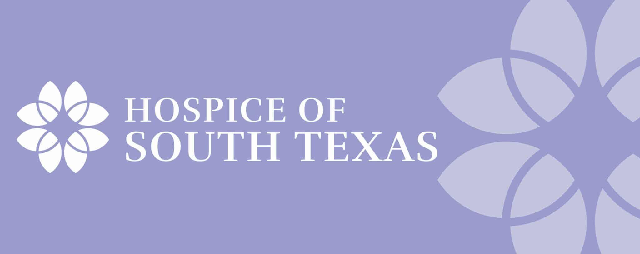 Hospice of South Texas New Logo Victoria, TX
